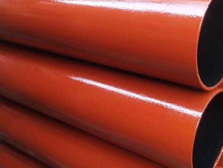 W型柔性铸铁管