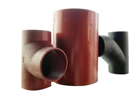 W型柔性铸铁管件