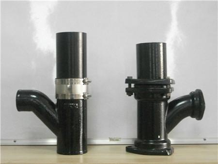 A型柔性铸铁管件